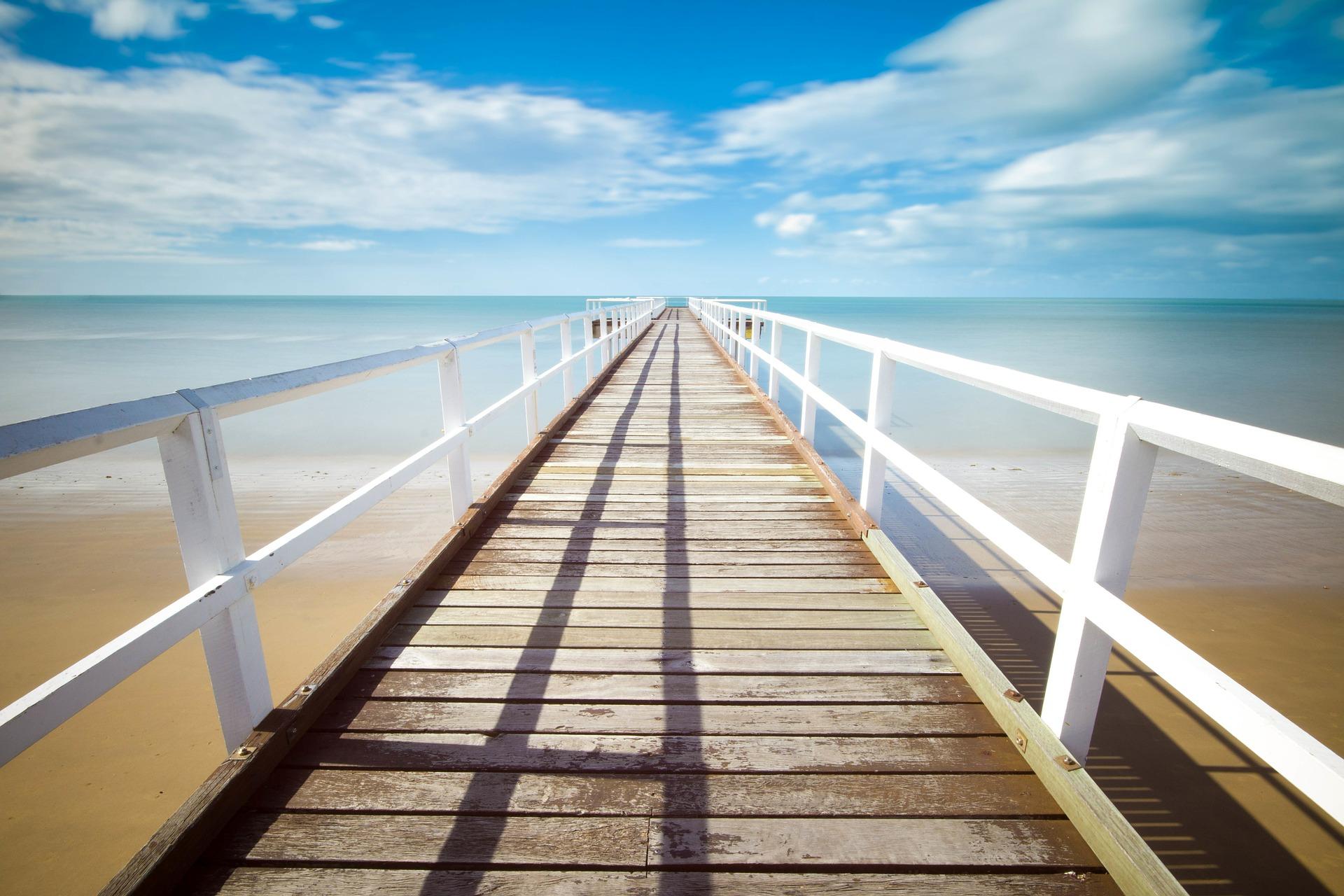 Un puente: ¿une o separa?